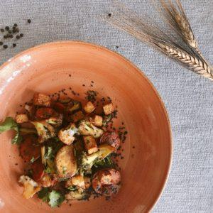 Pratos Vegetarianos & Veganos