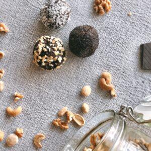 Snacks e Produtos Artesanais